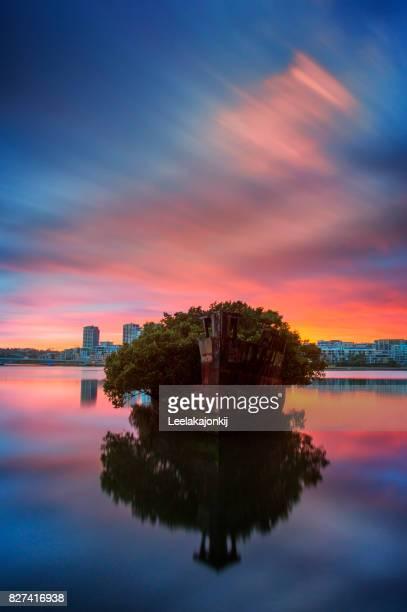 Shipwreck in Sydney