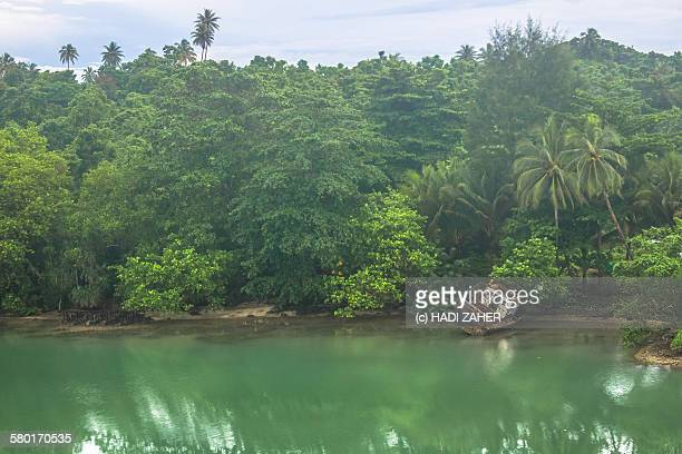 Shipwrecked on Manus Island