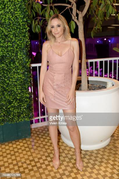 Shira Lazar attends the Los Angeles LGBT Center's 49th Anniversary Gala Vanguard Awards at The Beverly Hilton Hotel on September 22, 2018 in Beverly...