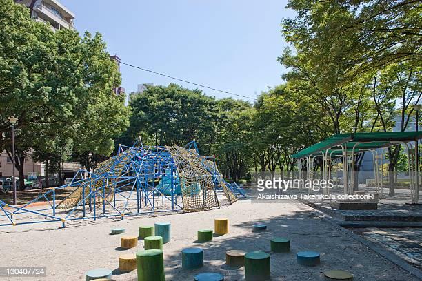 Shirakawa Park, Nagoya city, Aichi Prefecture, Japan