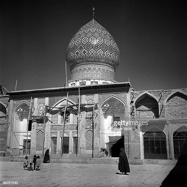 Shiraz Imam Zadeh Seyed Mir Mohammed mausoleum 1958