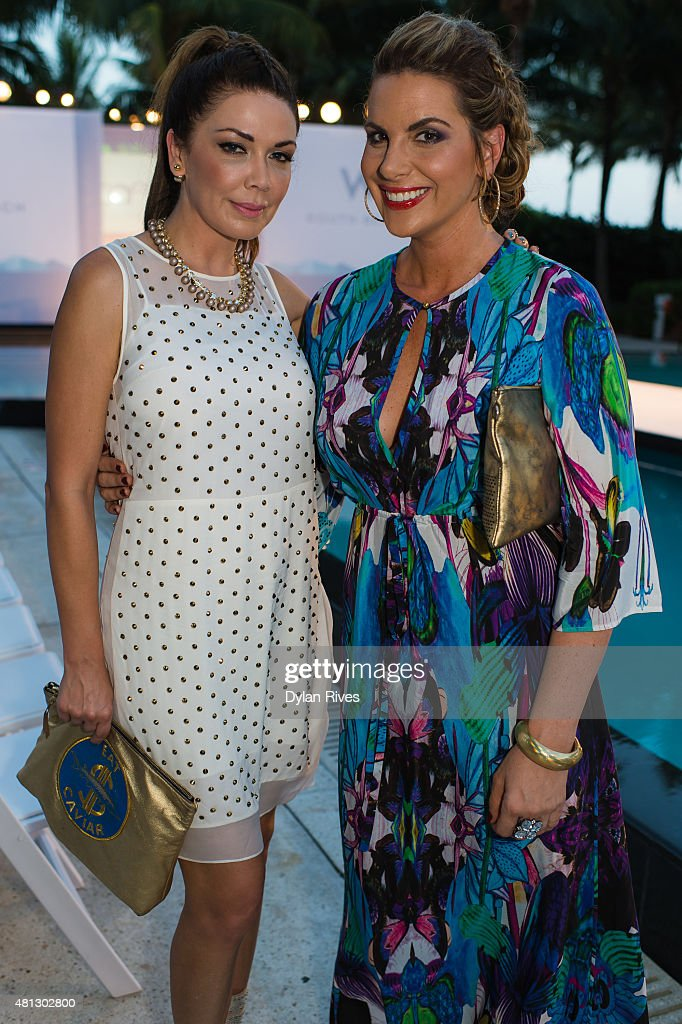 CFDA Incubator Show And Cocktail Party At W South Beach For SWIMMIAMI 2016