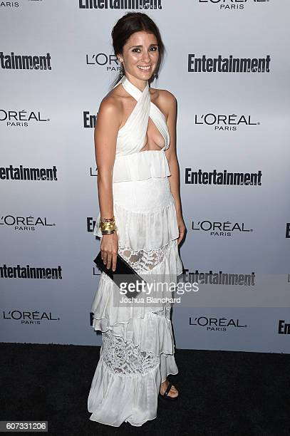 Shiri Appleby arrives at Entertainment Weekly hosts 2016 PreEmmy Paty at Nightingale Plaza on September 16 2016 in Los Angeles California