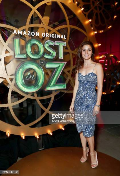 Shiri Appleby attends Amazon Studios' premiere for 'Lost In Oz' at NeueHouse Los Angeles on August 1 2017 in Hollywood California
