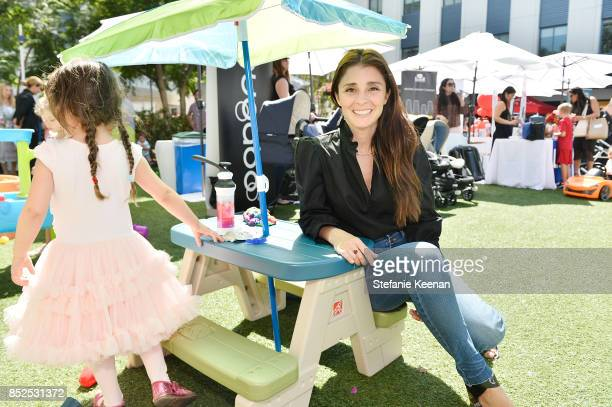 Shiri Appleby attends Step 2 Presents 6th Annual Celebrity Red CARpet Safety Awareness Event on September 23 2017 in Culver City California