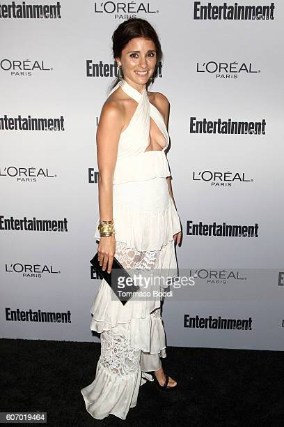 Shiri Appleby attends the Entertainment Weekly's 2016 PreEmmy Party held at Nightingale Plaza on September 16 2016 in Los Angeles California