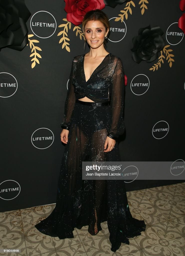 Shiri Appleby attends the Lifetime hosts Anti-Valentine's Bash for Premieres of 'UnREAL' and 'Mary Kills People' on February 13, 2018 in West Hollywood, California.