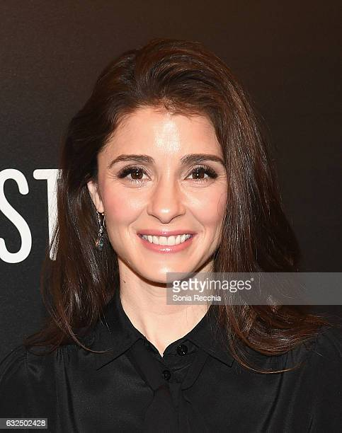Shiri Appleby attends the Short Form Episodic Showcase at Egyptian Theatre on January 23 2017 in Park City Utah