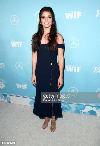 Shiri Appleby attends the Variety and Women In Film's 2017 PreEmmy Celebration at Gracias Madre on September 15 2017 in West Hollywood California