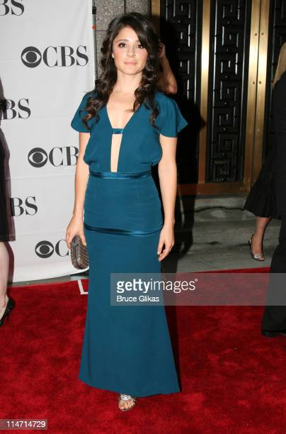 Shiri Appleby during 61st Annual Tony Awards Arrivals at Radio City Music Hall in New York City New York United States