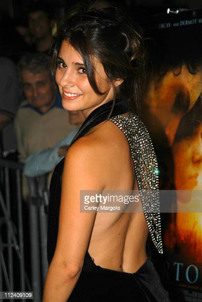 Shiri Appleby during The 42nd New York Film Festival Screening of Undertow at Alice Tully Hall in New York City New York United States