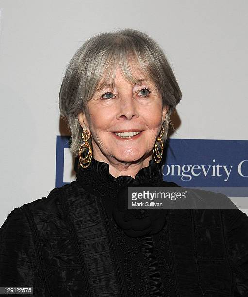 Shirlee Fonda attends The UCLA Longevity Center's 20th Anniversary ICON Awards Gala at The Beverly Hilton hotel on June 4 2011 in Beverly Hills...