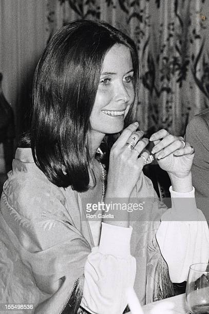 Shirlee Fonda during Henry Fonda File Photos in New York City New York United States
