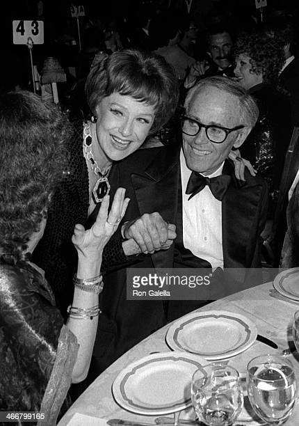 Shirlee Fonda Shirlee Fonda and Ruth Warrick attend 33rd Annual Tony Awards on June 3 1979 at the Shubert Theater in New York City