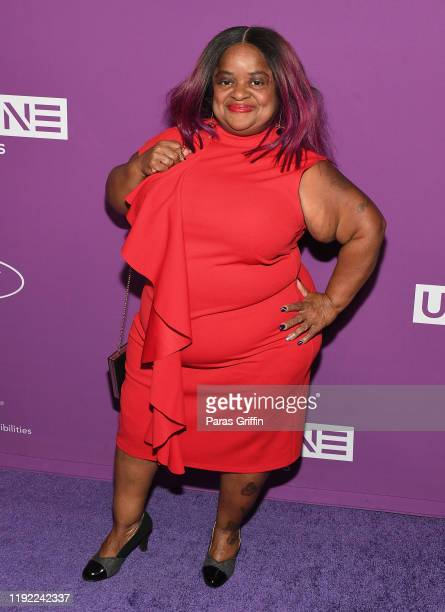 Shirlene Ms Juicy Baby Pearson attends 2019 Urban One Honors at MGM National Harbor on December 05 2019 in Oxon Hill Maryland