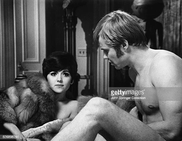 Shirley and Joe Buck make love in her apartment in Midnight Cowboy
