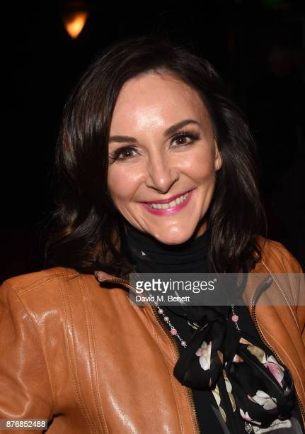 Shirley Ballas attends an after party celebrating the final performance of Arlene Phillips' one woman show 'Arlene The Glitz The Glamour The Gossip'...
