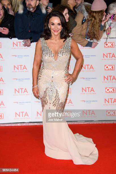 Shirley Ballas attends the National Television Awards 2018 at The O2 Arena on January 23 2018 in London England