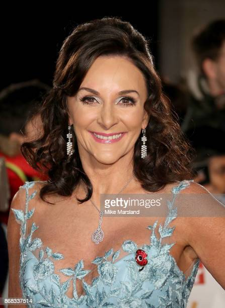 Shirley Ballas attends the Pride Of Britain Awards at Grosvenor House on October 30 2017 in London England