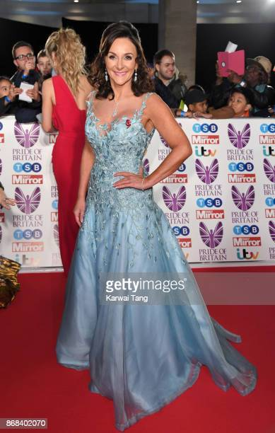 Shirley Ballas attends the Pride Of Britain Awards at the Grosvenor House on October 30 2017 in London England