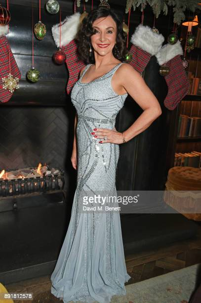 Shirley Ballas attends the Rosewood Mini Wishes Gala Dinner in aid of Great Ormond Street Hospital Children's Charity at Rosewood London on December...