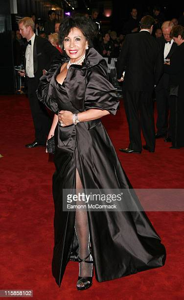 Shirley Bassey during 'Casino Royale' World Premiere Outside Arrivals at Odeon Leicester Square in London Great Britain