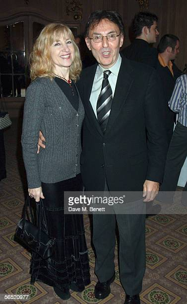 Shirley Black and Don Black attend the after show party following the opening night of Bill Kenwright's production at the Haymarket theatre of A Man...