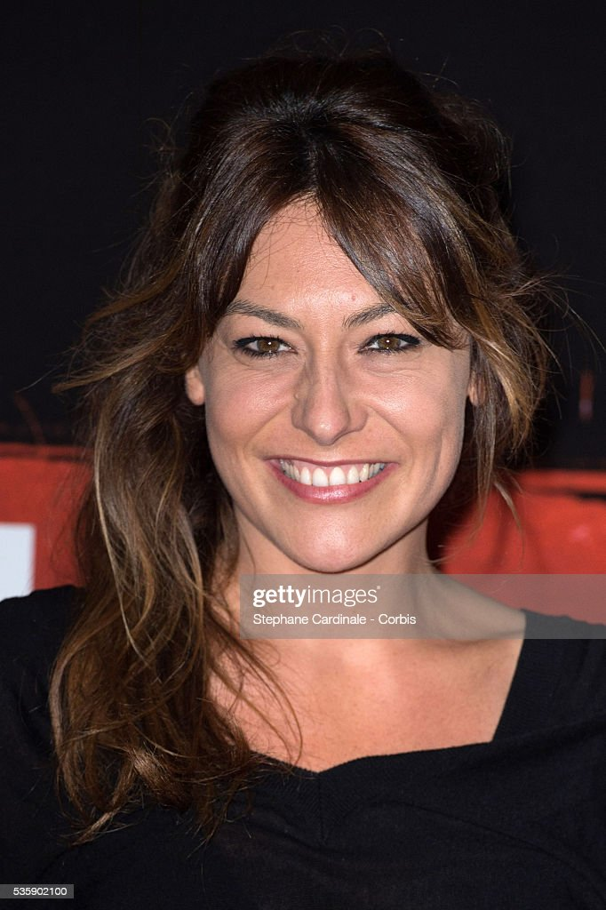 Shirley Bousquet attends the 'Malavita' premiere at Europacorp Cinemas at Aeroville Shopping Center, in Roissy-en-France, France.