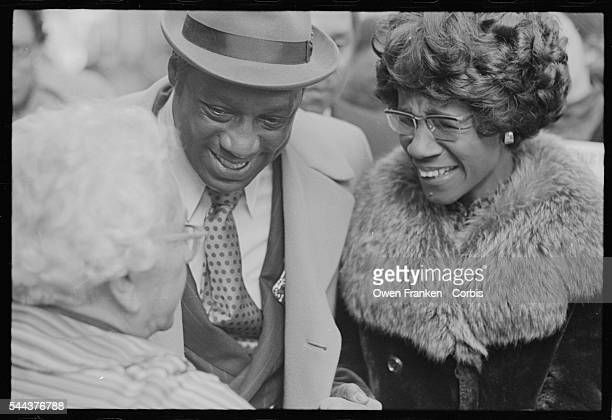 Shirley Chisholm was the first African American woman elected to Congress Born in Brooklyn she served in the New York state legislature from 19651967...