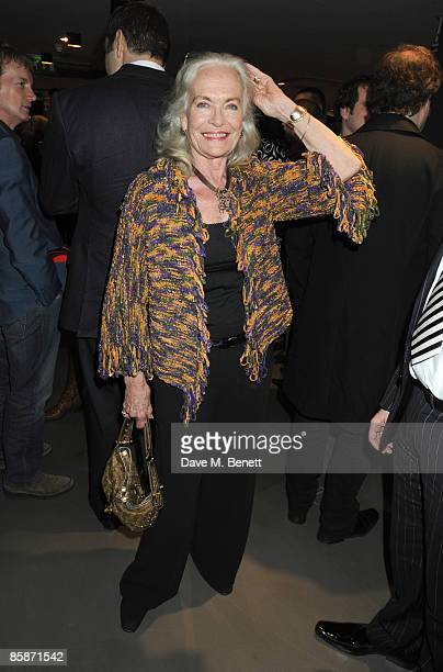 Shirley Eaton attends the Gala Screening of the James Bond film 'Dr No' to open the Albert 'Cubby Broccoli' season at the BFI South Bank on April 8...