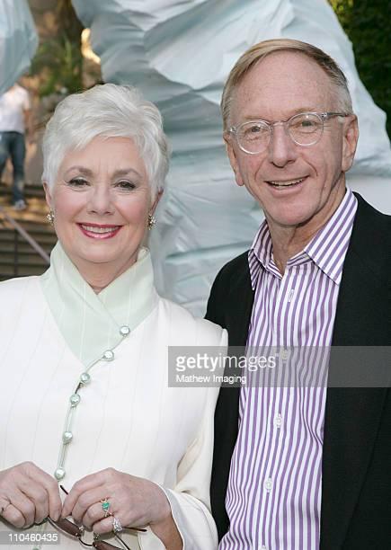 Shirley Jones and David Kenin EVP Programming Hallmark Channels