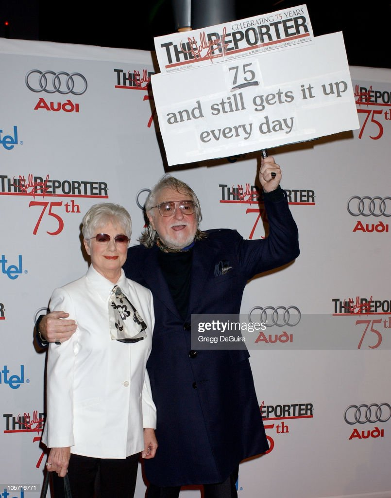The Hollywood Reporter 75th Anniversary Gala Presented By Audi - Arrivals
