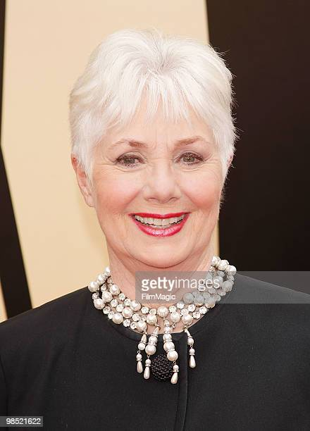 Shirley Jones arrives to the 8th Annual TV Land Awards held at Sony Pictures Studios on April 17 2010 in Culver City California