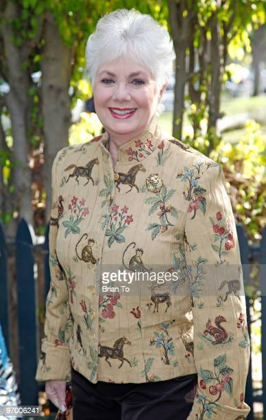 Shirley Jones attends Renee Taylor And Joe Bologna Host Celebrity Fundraiser Lunch And Auction on January 30 2010 in Beverly Hills California