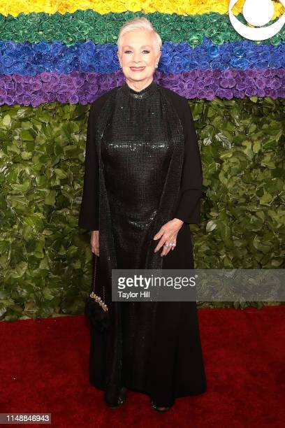 Shirley Jones attends the 2019 Tony Awards at Radio City Music Hall on June 9 2019 in New York City