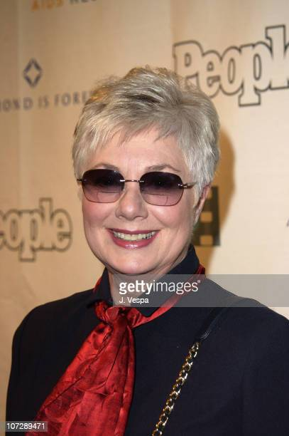 Shirley Jones during People Magazine and a Diamond is Forever Auction Never-Before-Seen Photos From Hollywood's Golden Age to benefit amfAR at...