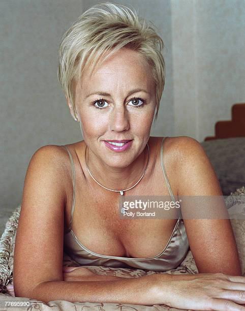 Shirley Kemp nee Holliman of British pop duo Pepsi Shirlie circa 1995 She married singer Martin Kemp of Spandau Ballet in 1988