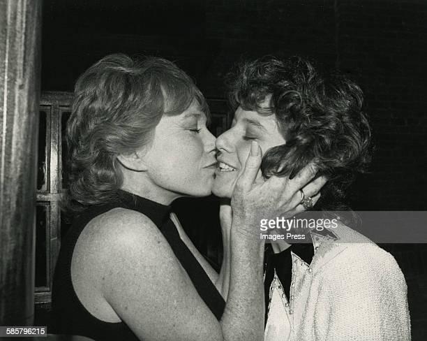 Shirley MacLaine and Debra Winger circa 1983 in New York City