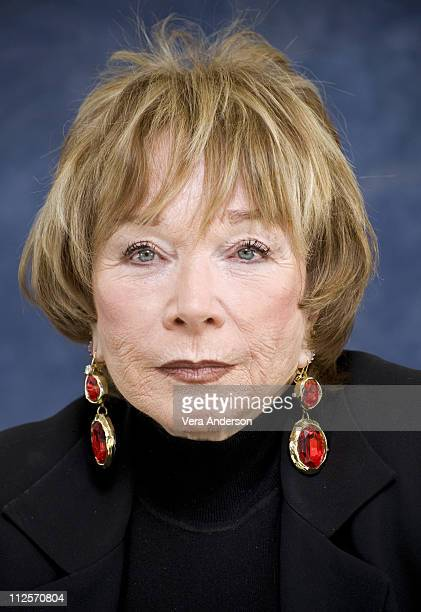 "Shirley MacLaine at the ""Valentine's Day"" press conference at the Beverly Hilton Hotel on February 1, 2010 in Beverly Hills, California."