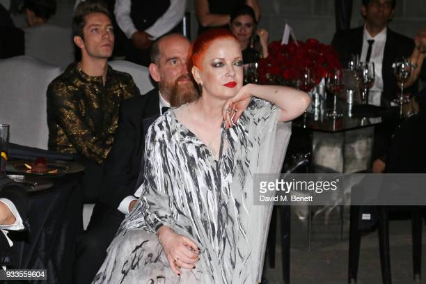 Shirley Manson attends the Liberatum Mexico Festival 2018 Gala Dinner and Liberatum Cultural Honour Awards at the Museo Nacional de Arte hosted by...