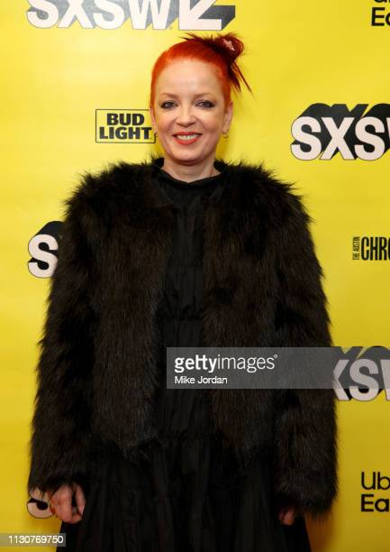 Shirley Manson attends #youtoo Creating a More Inclusive Music Industry during the 2019 SXSW Conference and Festivals at Austin Convention Center on...