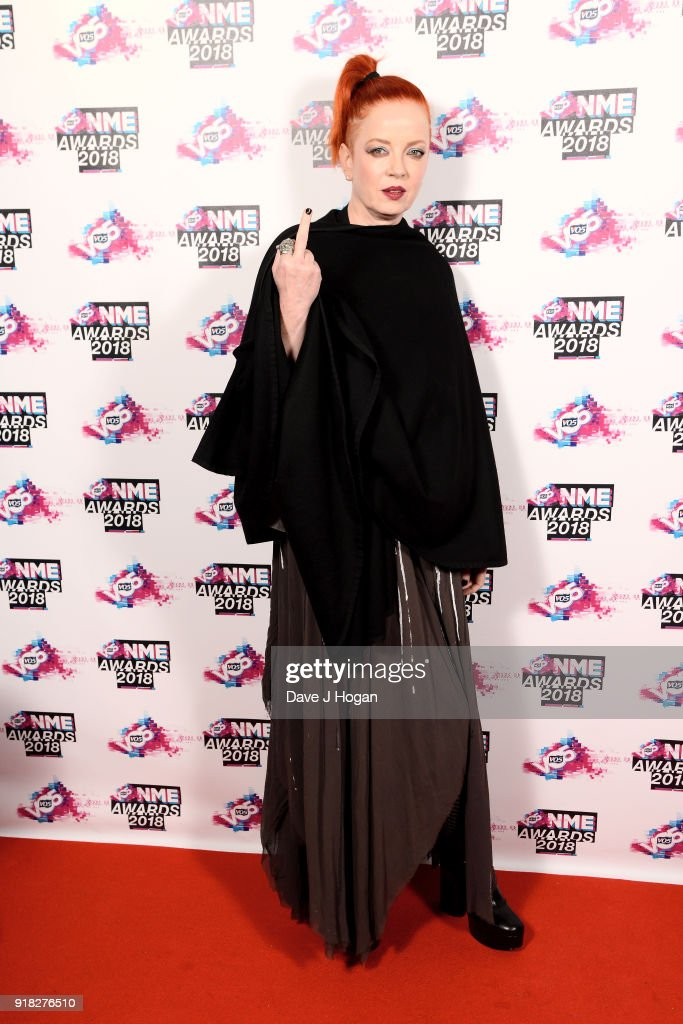 VO5 NME Awards - VIP Arrivals