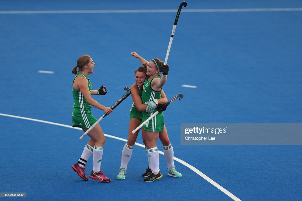 USA v Ireland - FIH Womens Hockey World Cup