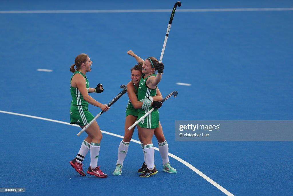 USA v Ireland - FIH Womens Hockey World Cup
