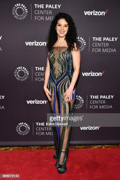 Shirley Rumierk attends the 2018 Paley Honors at Cipriani Wall Street on May 15 2018 in New York City