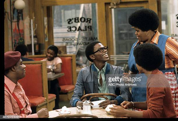 "Shirley's Date"" - Airdate: December 4, 1976. L-R: FRED BERRY;ERNEST THOMAS;HAYWOOD NELSON;SHIRLEY HEMPHILL"