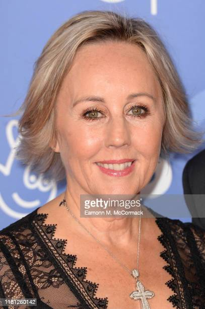 Shirlie Holliman attends the BBC1's National Lottery Awards 2019 at BBC Television Centre on October 15 2019 in London England