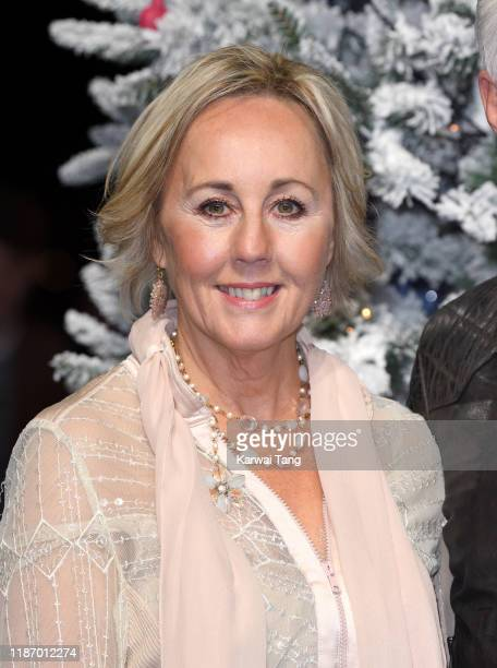 Shirlie Holliman attends the Last Christmas UK Premiere at BFI Southbank on November 11 2019 in London England