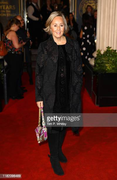 Shirlie Kemp attends The Lion King 20th anniversary gala performance at Lyceum Theatre on October 19 2019 in London England