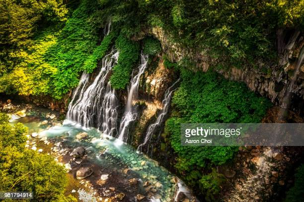 Shirohige Waterfall